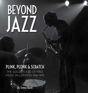 Beyond Jazz - book cover
